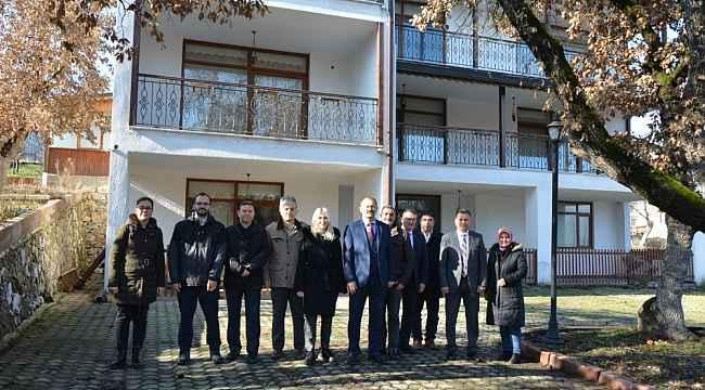 Belediye başkanı konutunu kültür evine dönüştürüyor - Bursa Haberleri