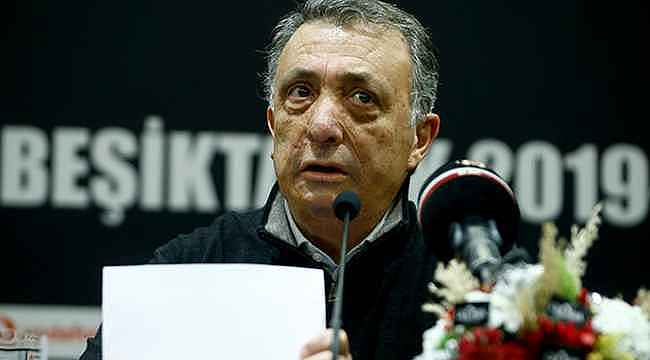 Beşiktaş'a yeni yönetimden 67 milyon 282 bin TL