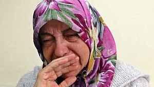Bir annenin gözü yaşlı 'yaşam' çığlığı