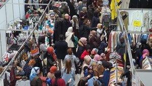 Bursa'da alışveriş izdihamı - Bursa Haberleri