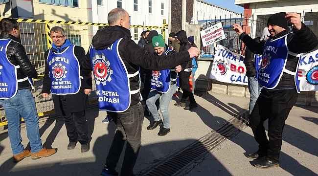 Bursa'da işten çıkartılan 81 işçi için müjdeli haber - Bursa Haberleri