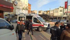 Bursa'da kuyumcuyu darp ederek kaçtılar - Bursa Haberleri