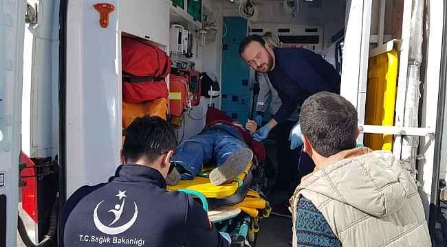 Bursa'da motosiklete çarpan araç sürücüsü kayıplara karıştı - Bursa Haberleri