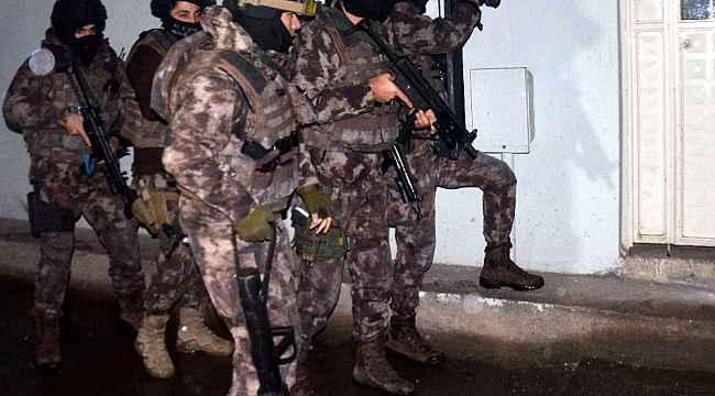 Bursa'da terör operasyonu: 19 gözaltı - Bursa Haberleri
