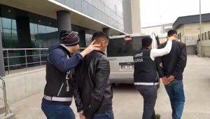 Bursa'da uyuşturucu operasyonu: 3 gözaltı - Bursa Haberleri