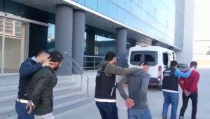 Bursa'da uyuşturucu operasyonunda 4 tutuklama - Bursa Haberleri