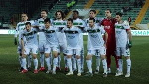 Bursaspor'un Osmanlıspor maç kadrosu belli oldu - Bursa Haberleri