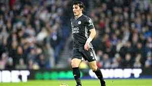 Çağlar Söyüncü, Premier Lig'de en çok pas yapan 6. oyuncu oldu