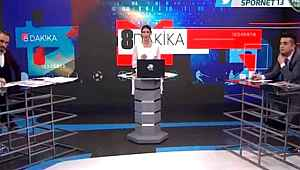 Canlı yayında yorumcuyu kovan A spor spikeri Setenay Cankat'ın görevine son verildi!
