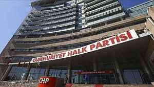 CHP'den 'olağanüstü toplantı' başvurusu