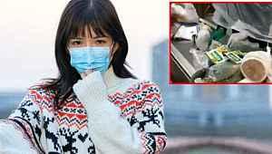 Çin'de koronavirüs korkusu bunu da yaptırdı