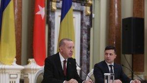 """Cumhurbaşkanı Erdoğan: """" Bunlara gereken bedelleri ödetiyoruz ve ödetmeye de devam edeceğiz"""""""