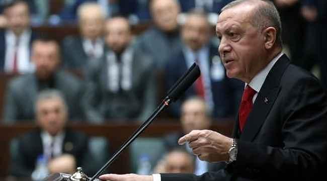 Cumhurbaşkanı Erdoğan, noktayı koydu,