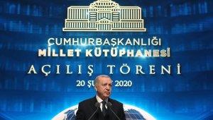 """Cumhurbaşkanı Erdoğan'dan ırkçı saldırıya yorum, """"Süreci hassasiyetle takip ediyoruz"""""""