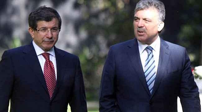 Davutoğlu'ndan Gül'ün çok konuşulan sözlerine ilk tepki: 'Ezberci buluyorum'