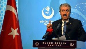"""Destici:""""Yargıtay Cumhuriyet Başsavcılığının inceleme başlatıp HDP'yi kapatması gerekir"""""""
