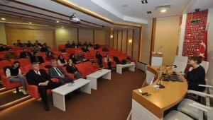 Dış ticaret bilgilendirme seminerine büyük ilgi - Bursa Haberleri