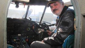 Efsane uçak Türkiye'de