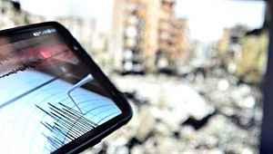 Elazığ'da 4.5 büyüklüğünde korkutan deprem