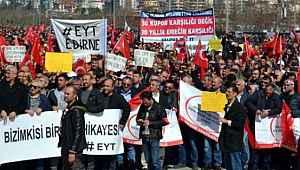 Erdoğan'a EYT'lilerle ilgili yeni sistem önerisi