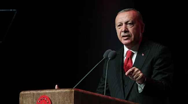 Erdoğan'dan CHP'ye rüşvet tepkisi: Milyonlarca lira talan edildi