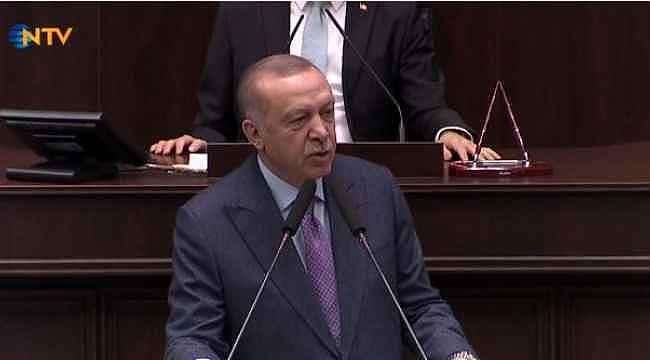 Erdoğan'dan Gezi Parkı davasında verilen kararlara tepki
