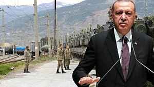 Erdoğan'dan harekat sinyali...