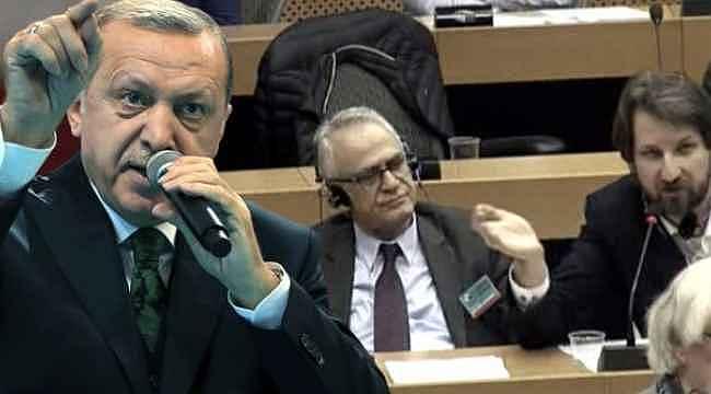 Erdoğan'dan, o manzara için Avrupa Parlamentosu'nda sert tepki