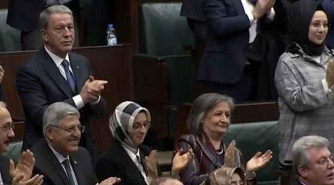 Erdoğan darbe gecesi yaşadıklarını anlattı, ayakta alkışlandı...