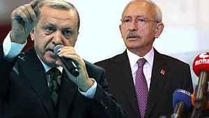 Erdoğan, Kılıçdaroğlu'nun