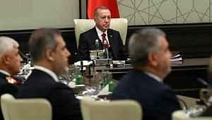 Esed'e karşı hangi adımlar atılacak? Cumhurbaşkanı Erdoğan başkanlığında yapılan Suriye toplantısından çıkan sonuçlar