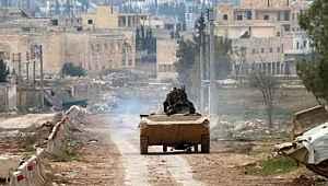 Esed rejimi Halep'in batısında pek çok noktayı kontrol altına aldı