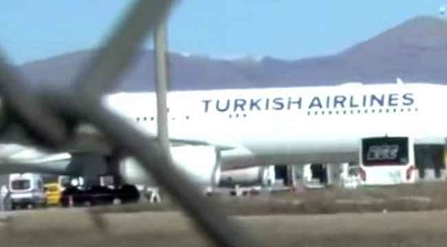 Esenboğa'da koronavirüs paniği... Tahran uçağı Ankara'ya acil iniş yaptı