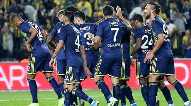 Fenerbahçe'de Garry Rodrigues derbide forma giyemeyecek