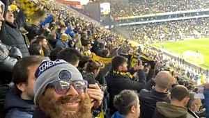 Fenerbahçe efsanesini kimse tanımadı... Derbiyi kılık değiştirerek izledi