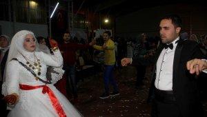 Fethiye'de engelleri aşıp, evlendiler