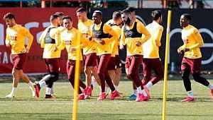 Galatasaray'da Mario Lemina koşulara başladı