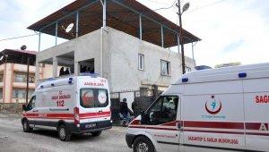 Gaziantep'te karbonmonoksit faciası: 2 ölü, 1 yaralı