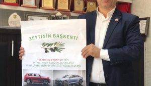 Gemlik'in girişlerine yerli otomobil ve zeytin başkenti tabelâsı teklifi - Bursa Haberleri