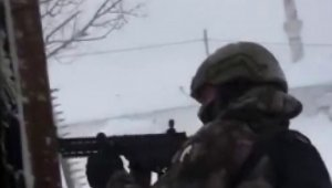Gri Liste'deki teröristin öldürülme anı Mehmetçik'in kafa kamerasına yansıdı