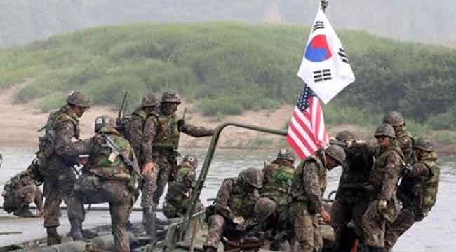 Güney Kore'deki bir ABD askerinde koronavirüs tespit edildi