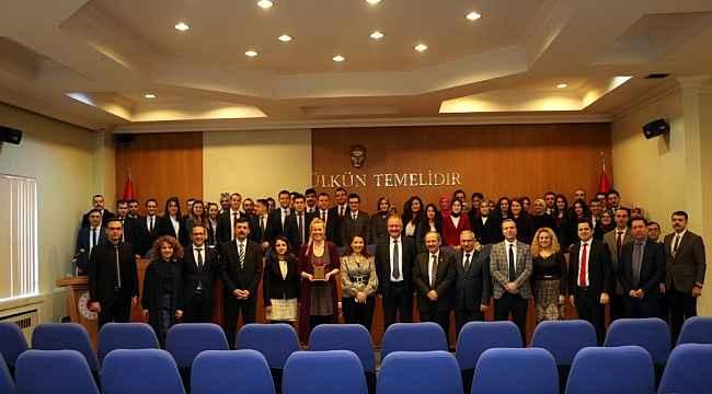 Hakim ve savcı adaylarına 'duygu yönetimi' semineri - Bursa Haberleri