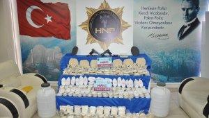 Hatay'da uyuşturucu operasyonu: 6 gözaltı