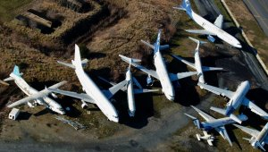 Hayalet uçakların sahipleri çıkmıyor