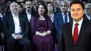 HDP kongresine katılamayan Ali Babacan'ın mesajı salonda okundu