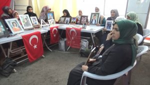HDP önündeki ailelerin evlat nöbeti 168'inci gününde