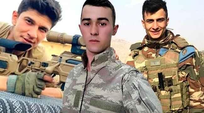 İdlib'deki 33 şehidimizin kimlikleri belli olmaya devam ediyor... İşte 22 kahramanın ismi