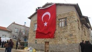 İdlib'de şehit olan Konyalı şehidin acı haberi ailesine verildi