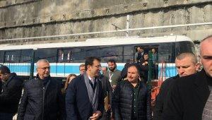 İmamoğlu, Mecidiyeköy-Mahmutbey metrosunun hizmete gireceği tarihi açıkladı