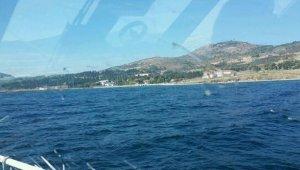 İmralı Adası'ndaki yangın kontrol altına alındı - Bursa Haberleri